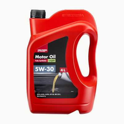 MOTOR OIL SYNT 5W-30 FORD 4L