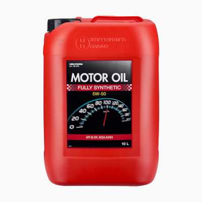 SYNTHETIC OIL 5W-50 10L