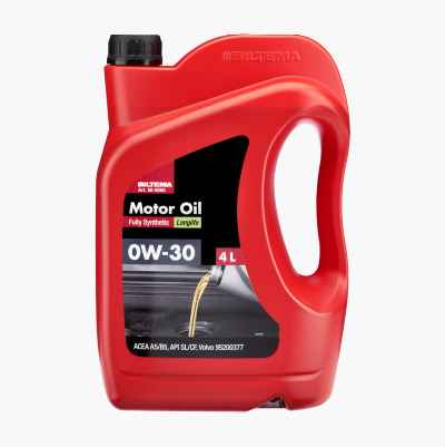 SYNTHETIC LL OIL 0W-30 1L