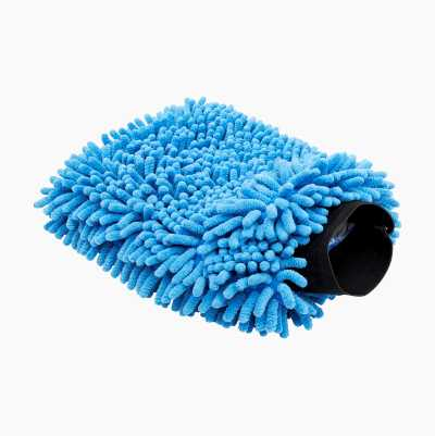 KNOBBY WASH MITT