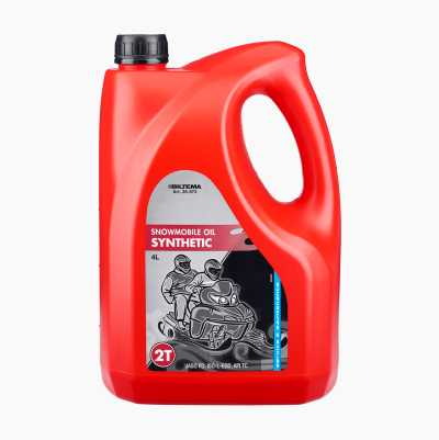 SNOWMOBILE OIL 4L