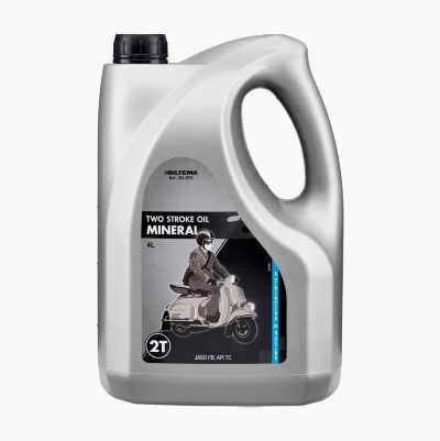 TWO STROKE OIL MINERAL 4L