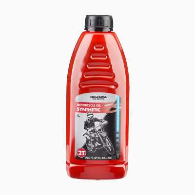 TWO STROKE OIL SYNTHETIC 1L