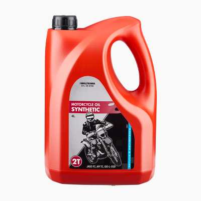 TWO STROKE OIL SYNTHETIC 4L