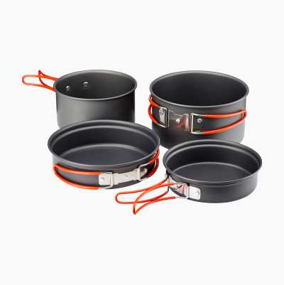 COOKWARE GAS KITCHEN
