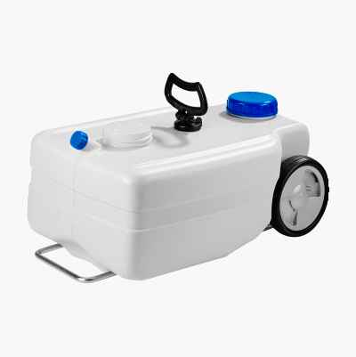 WATERTANK ON WHEEL 25L