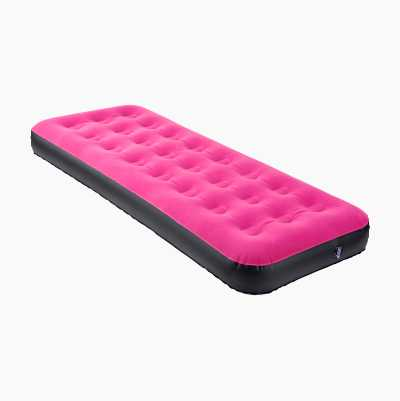 AIR BED SINGLE PINK 6P
