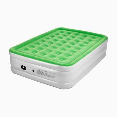 AIR BED ELECTRIC QUEEN GREEN6P