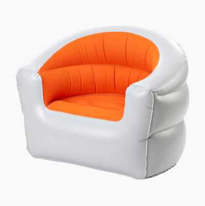 AIR CHAIR ORANGE/GREY 6P