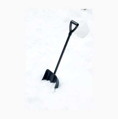 EMERGENCY SNOW SHOVEL