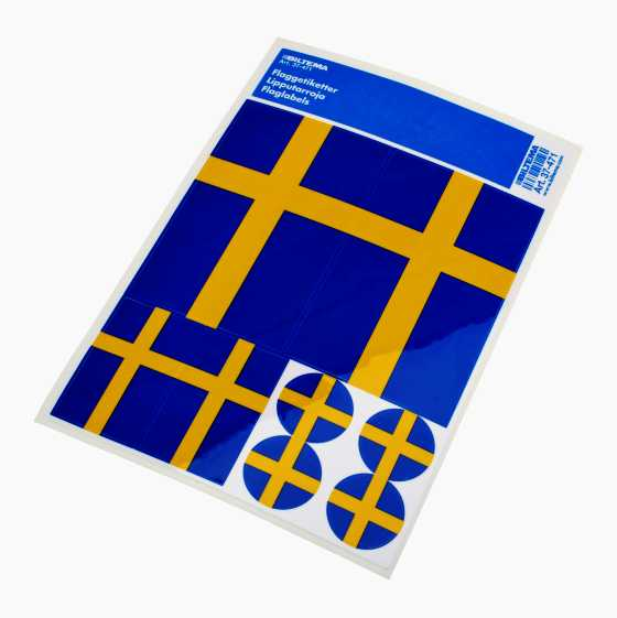SET OF FLAGS SWEDISH