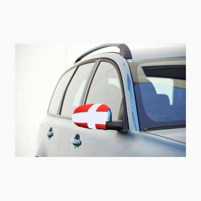CAR MIRROR COVER DENMARK 2PC