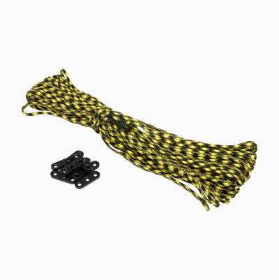 PARACORD 30M/ 10BUCKLES WASP