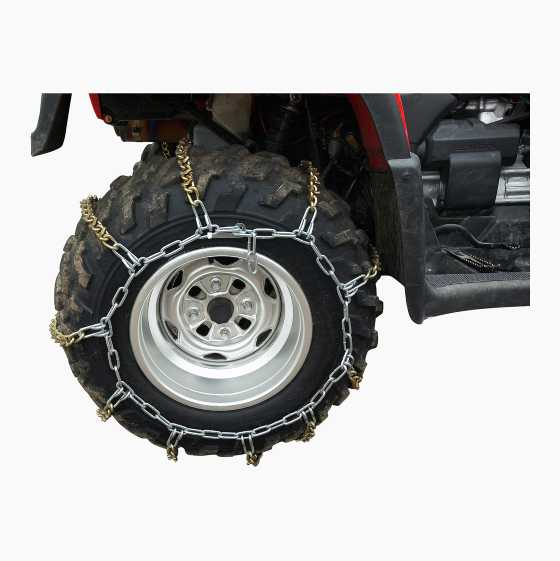 SNOW CHAINS ATV