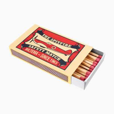 SAFETYMATCHES, LARGE BOX