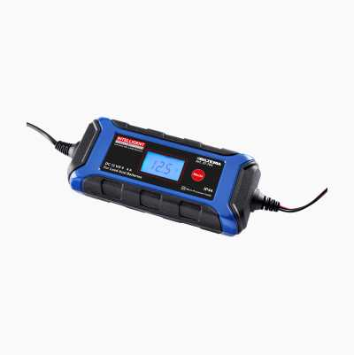 INTELIGENT BATTERY CHARGER 4 A