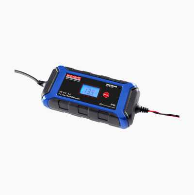 INTELIGENT BATTERY CHARGER 8 A
