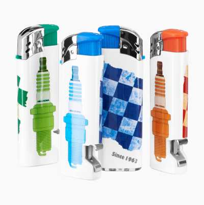 LIGHTERS, 4PCS
