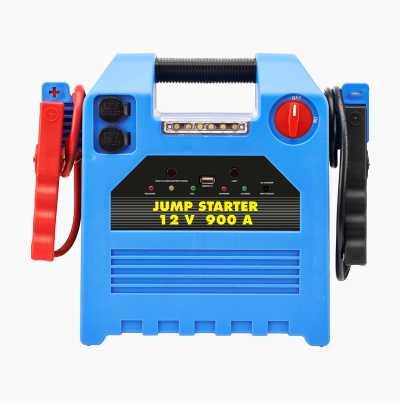 JUMP STARTER 12V 900A