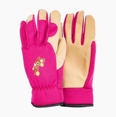 WORKING GLOVE 106 PINK  5