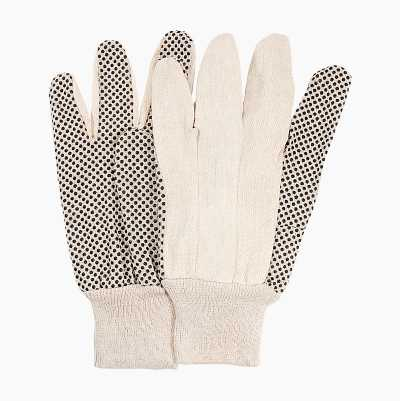 GLOVE PVC DOTS FOR WOMAN 750