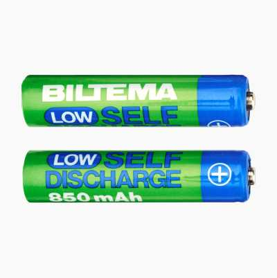 NIMH BATTERIES AAA (LSD) 2PCS