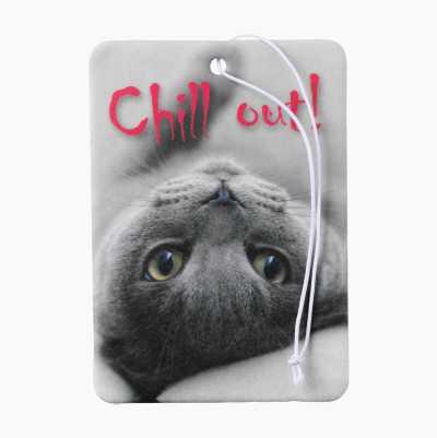 AIR FRESHENER CAT