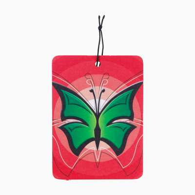 PAPER AIR FRESHNER BUTTERFLY