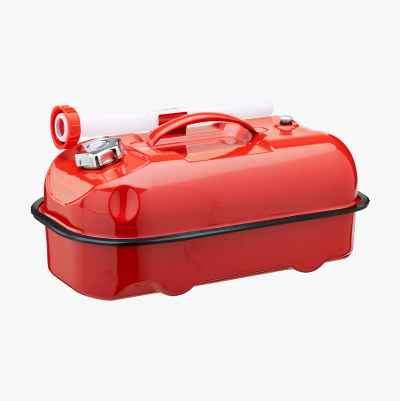 FLAT LYING JERRY CAN 10L