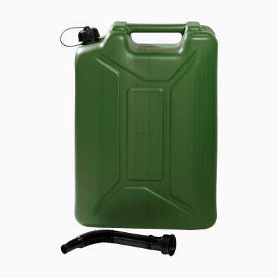 JERRY CAN 20L PLASTIC