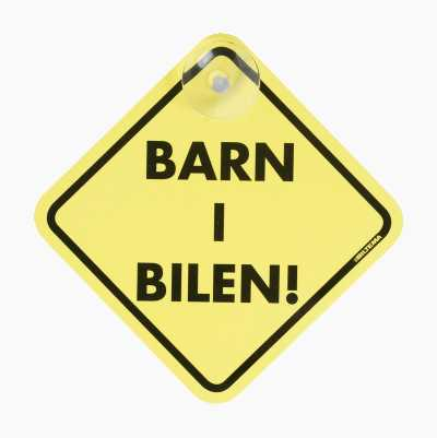 BARN I BILEN SE, NO