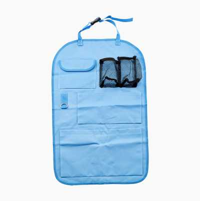 BACKSEAT ORGANIZER BLUE