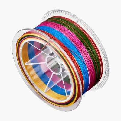 PE BRAIDED LINE MUC 0,4 MM