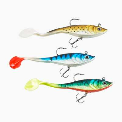 MINNOW SOFT 100 MM