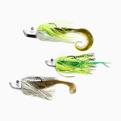 PIKE JIG RUBBER LEG
