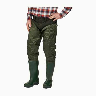HIP WADERS PVC