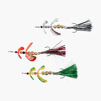 PATENT PIKE SPINNER