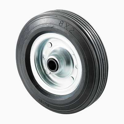 SOLID WHEEL 200 X 48MM