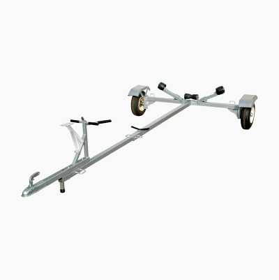 WINCH HOLDER BOAT TRAILER