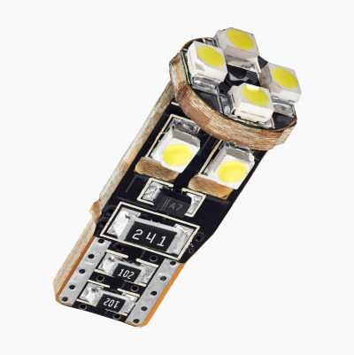 LED T10 WHITE CAN-BUS TOP