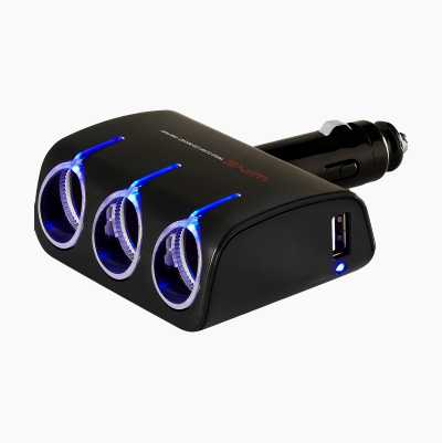 GRENUTTAK MED USB-UTTAK