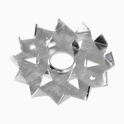 SPIKED PLATE 75X22,5X1,25 FZV