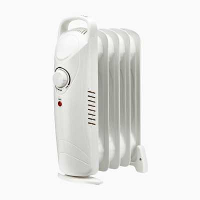 SMALL OILFILLED HEATER 500W