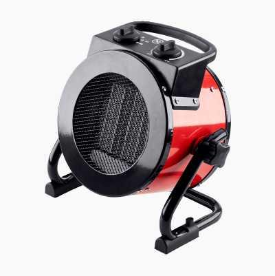 Fan heater, PTC, 2000 W