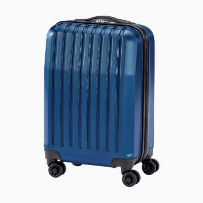 CABIN BAG HARD BLUE