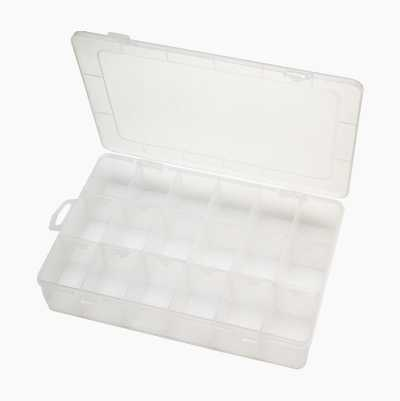 PLASTIC LUREBOX 265X175X50MM