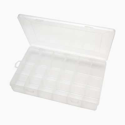 PLASTIC LUREBOX 340X210X50MM