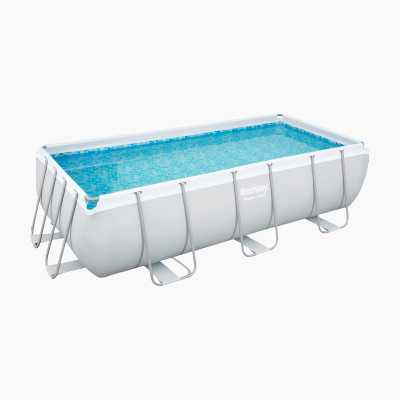 POWER STEEL RECTANGULAR POOL S