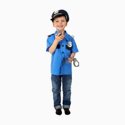 POLICE COSTUME KIDS