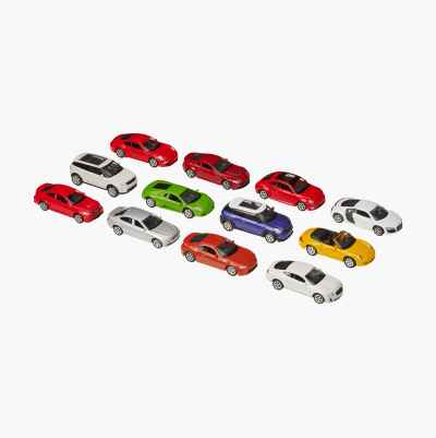 DIECAST CARS 12-PACK
